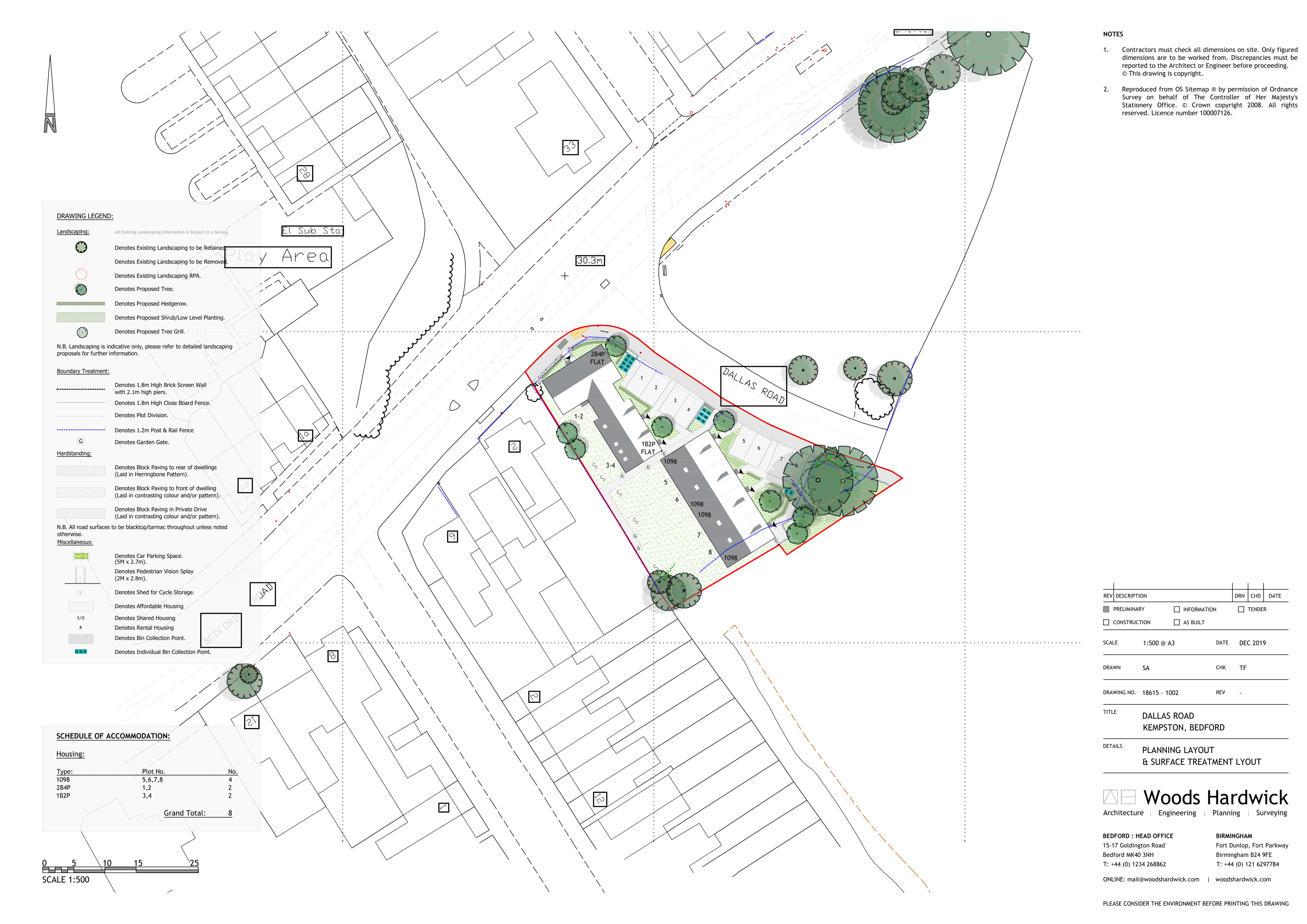Site Plan - 1002-1
