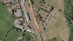 sandy sidings site layout