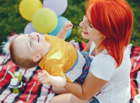 Desenvolvimento Socioemocional de bebês e crianças pequenas
