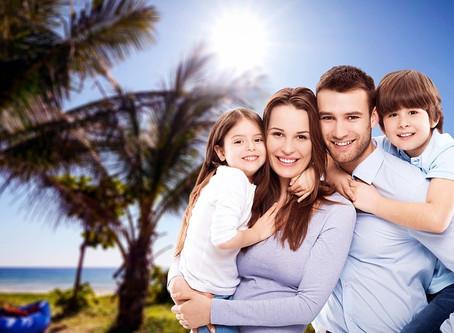 A importância da família no desenvolvimento da criança