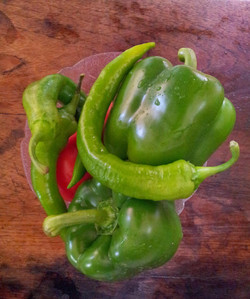 really nice peppers