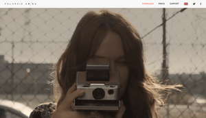 Polaroid Swing