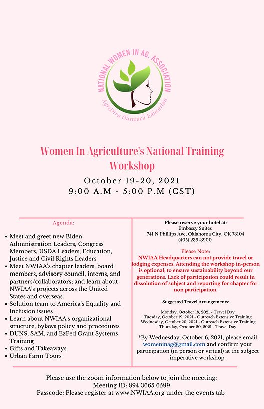 Women In Agriculture's National Training Workshop.png