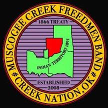 Muscoge Creek Freedm Bmd