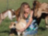 Bobbette and Goats.jpg