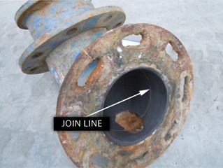 Premature Failure of Ceramic Lined Pipe Spool