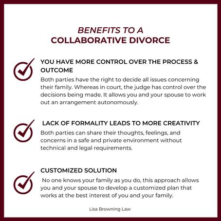 Top 3 Benefits of a Collaborative Divorce