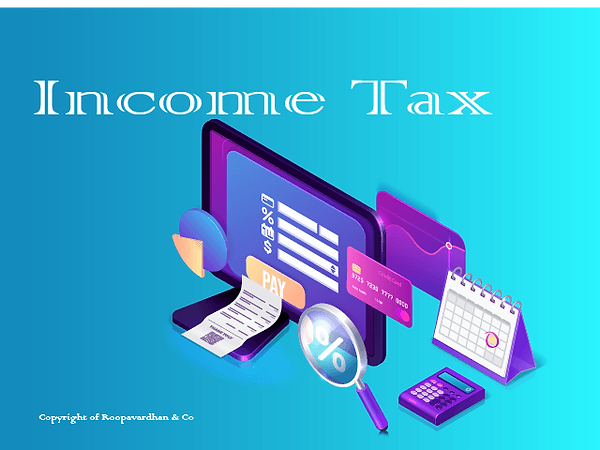 Income Tax Return filing in Hyderabad