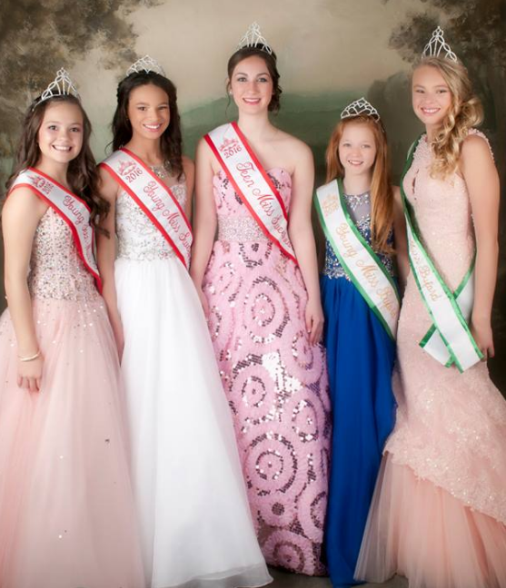 2016_Young Miss_Teen Miss