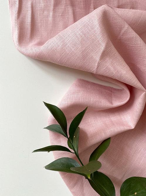 Крапива твил розовая пудра  (210)