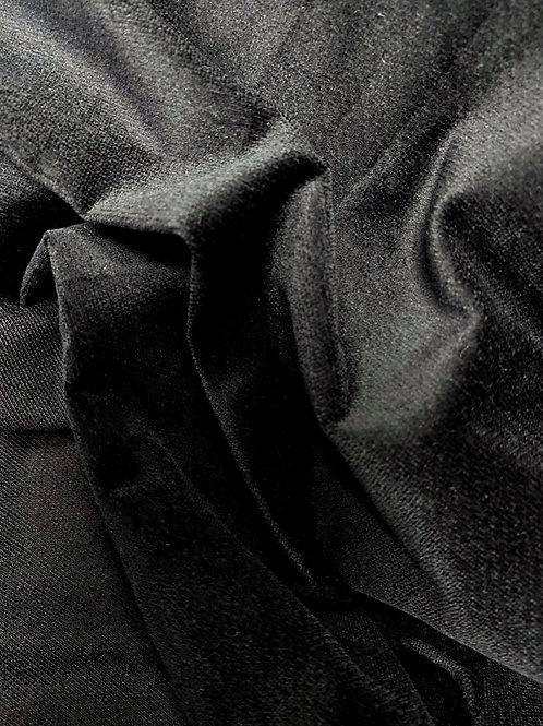 Микровельвет черный