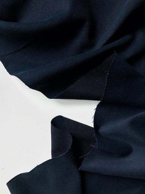 Деним чернильный плотный (380)