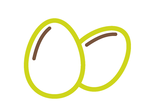 Eggs (2 pieces)