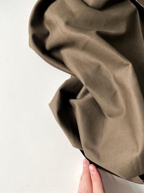 Хлопок плотный candy brown (300)