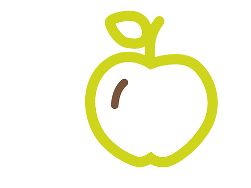 Apple (1 piece)