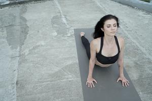 Yoga pose posture
