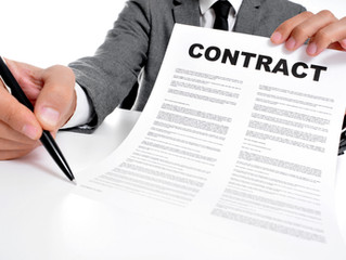 What?: Bound by an Unsigned Contract?