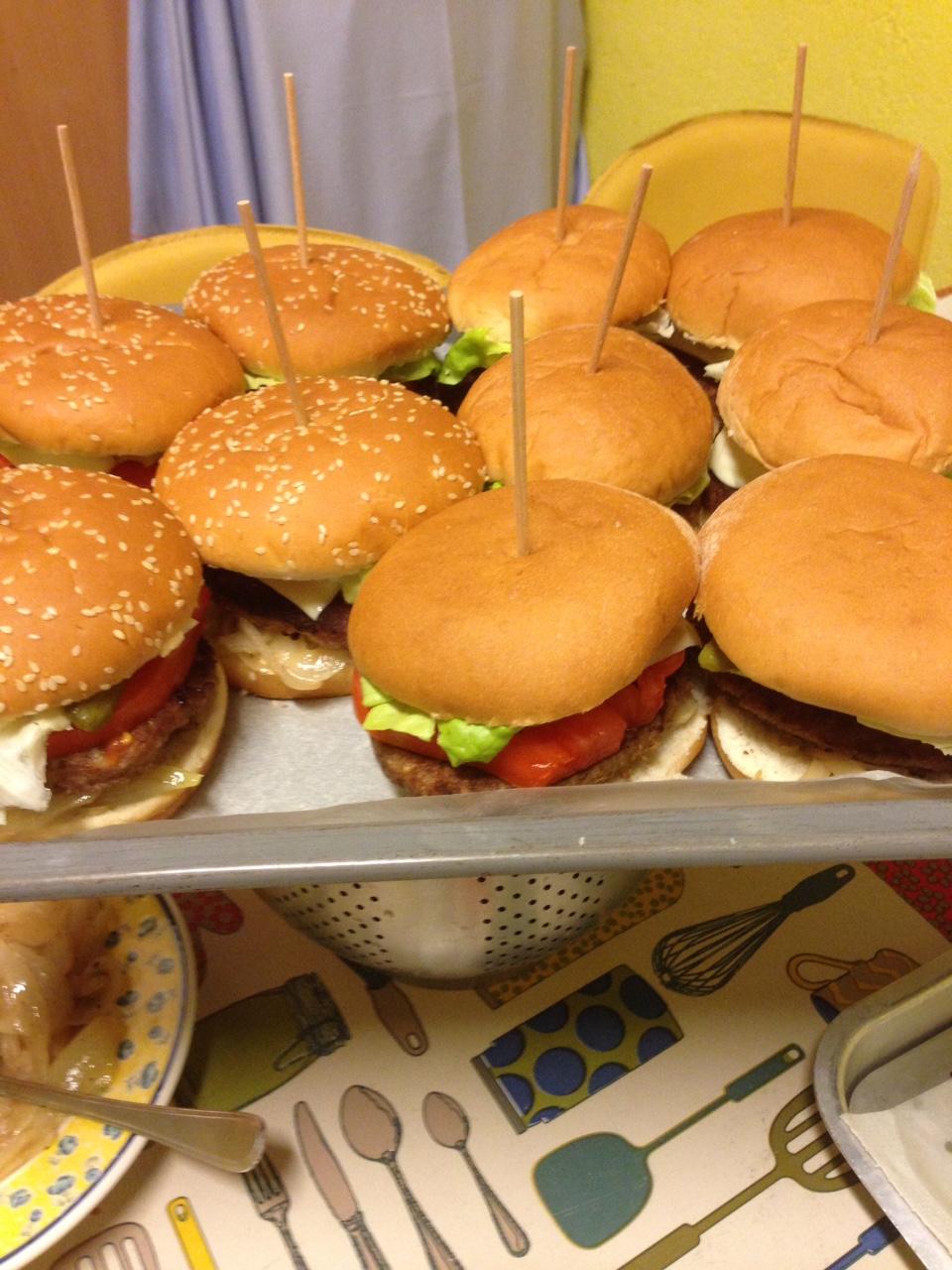 Mini Burger....