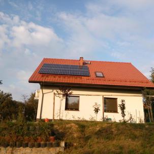 3,55 kWp QCELLS Balice