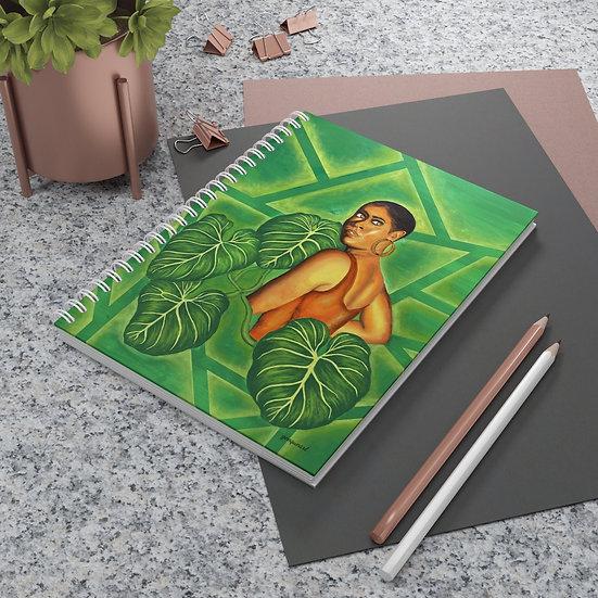 Nature's Finest Creation Spiral Notebook
