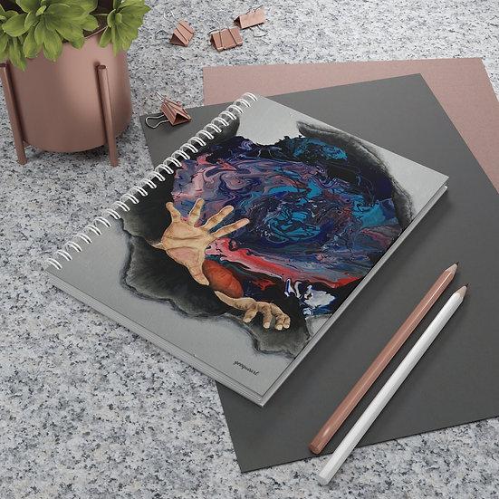 Creative Freedom Spiral Notebook