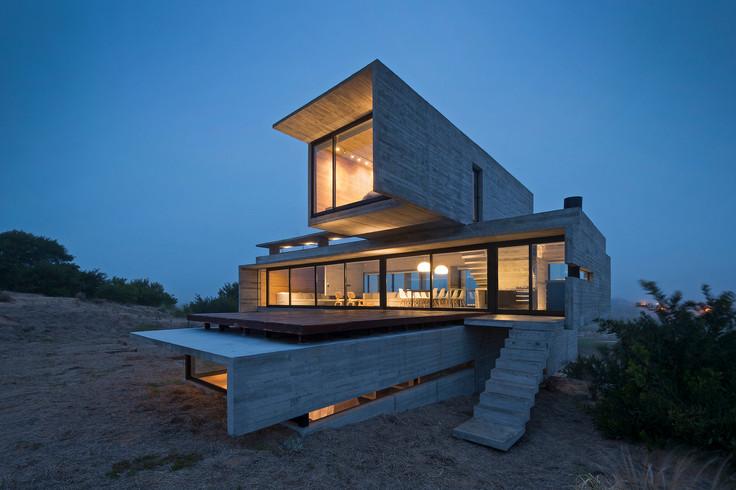 Casa Golf / Luciano Kruk Arquitectos