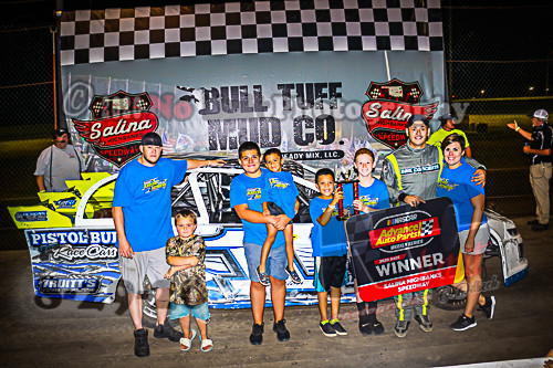 8-29-2020 action from Salina Highbanks Speedway by Brenda Dilbeck