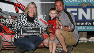 Red Dirt Raceway winners - By Alison Alinson