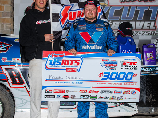 Sheppard herds USMTS Summit Southern Nationals success