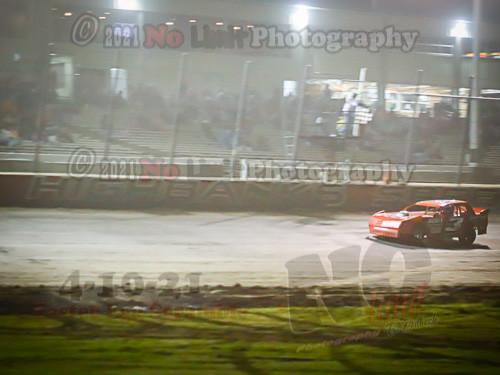 Salina Highbanks Speedway - by Brenda Dilbeck