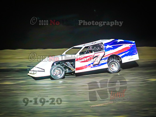9-19-2020 Salina Highbanks Speedway action by Brenda Dilbeck