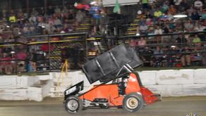 Grayson county Speedway - by Debra Hix