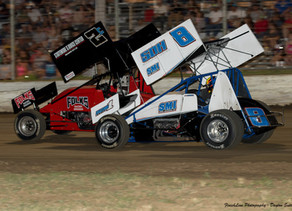 Two nights of AmeriFlex / OCRS racing scheduled for Monarch Motor Speedway this weekend