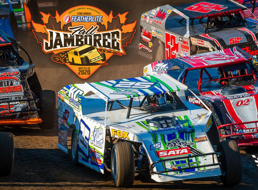 Dirt modified racing's best of the best eye 22nd Annual Featherlite Fall Jamboree