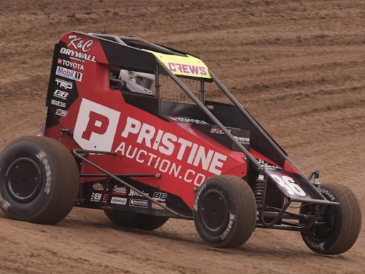 Crews Captures First POWRi Win & Becomes Youngest Winner in League History
