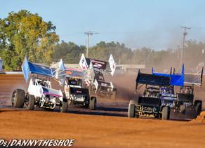 AmeriFlex / OCRS Sprints visit Enid Speedway on Saturday