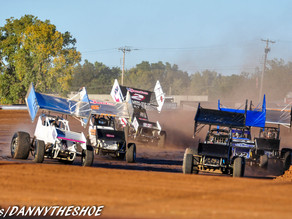 AmeriFlex / OCRS Sprints visit Enid Speedway on Saturday