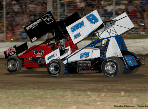 AmeriFlex / OCRS title on the line Friday at Caney Valley Speedway
