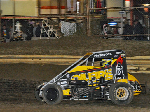 Blake Hanh Gained Second POWRi West Win