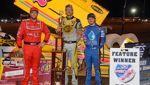 Hahn Hustles to Third Career Short Track Nationals Triumph at I-30 Speedway!