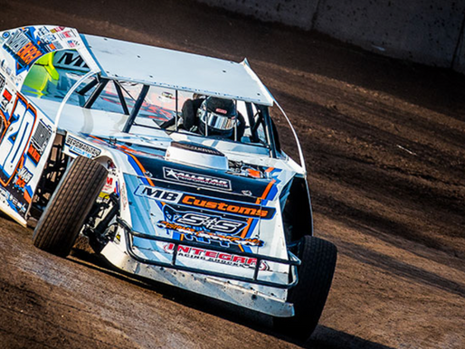 Sanders rockets to third USMTS title in seven seasons