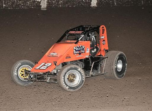 Josh Pelkey Takes Desert Non-Wing Victory At Arizona Speedway