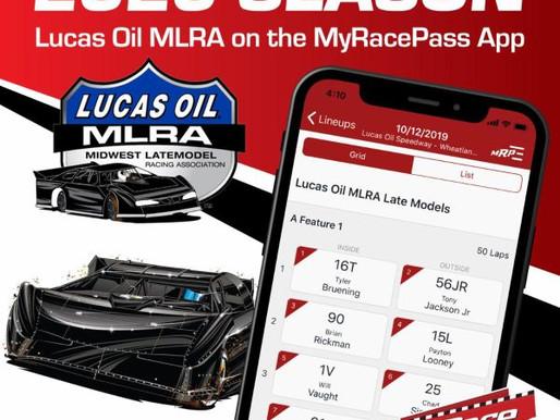 MyRacePass To Bring Enhanced Race Day Experience To Lucas Oil MLRA