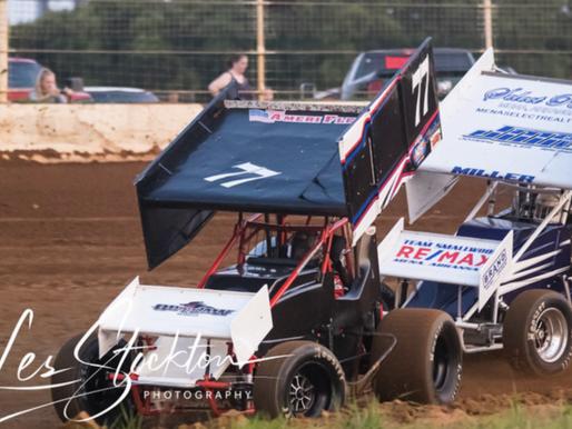 Sooner Sprint Series return to Enid Speedway Saturday
