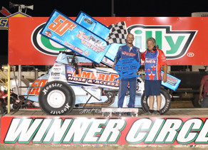 Chappell back in winners circle at 81 Speedway