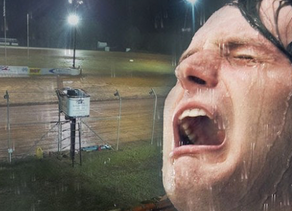 Rain stops AmeriFlex / OCRS event at Monarch Motor Speedway