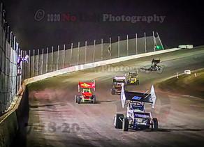Caney Valley Speedway to host AmeriFlex / OCRS Sprints Saturday