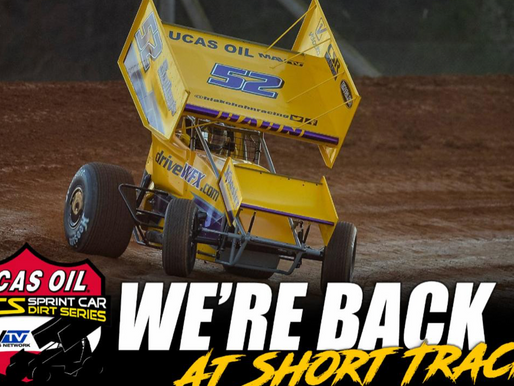 COMP Cams Short Track Nationals Returning To ASCS National Lineup In 2020