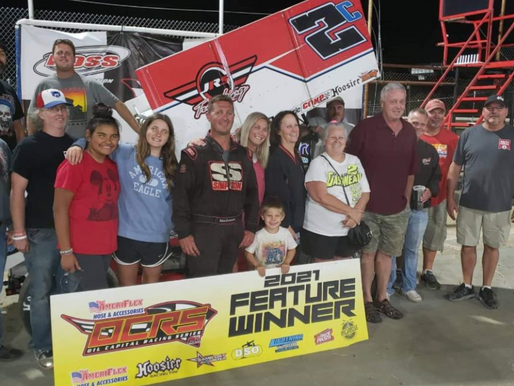 Gastineau unstoppable at Thunderbird Speedway