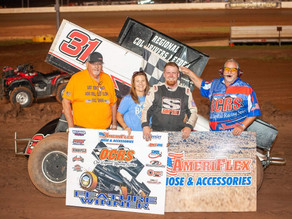 Wills not to be denied at Monarch Motor Speedway